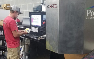 SPEC Inc. and Poteet Printing Inks Team Up to Help Peachtree Packaging Reduce Costs